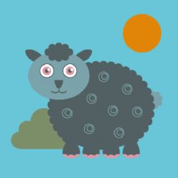 Woolly the Sheep